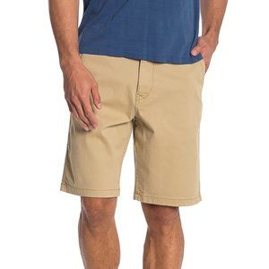LUCKY BRAND Stretch Sateen Shorts NWT 40